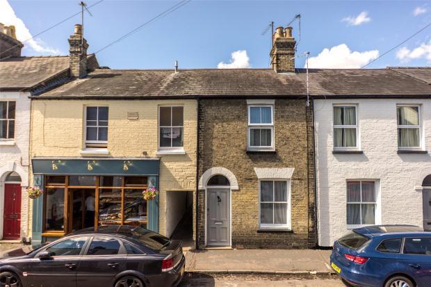 2 Bedrooms Terraced House for sale in Derby Street, Newnham, Cambridge