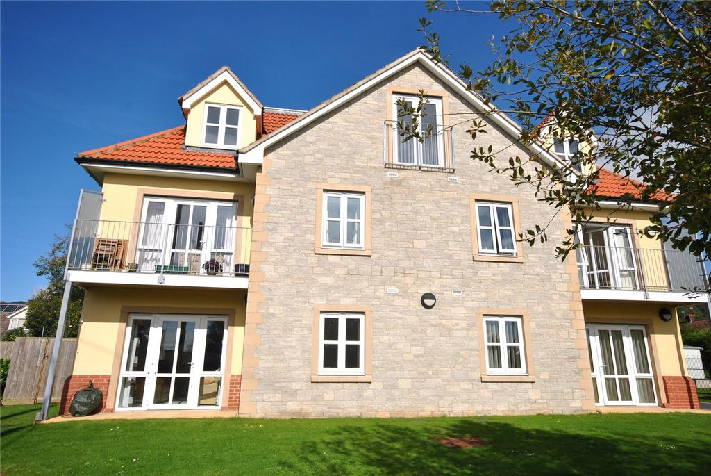 2 Bedrooms Retirement Property for sale in Acacia Court,, Tweentown, CHEDDAR, Somerset, BS27
