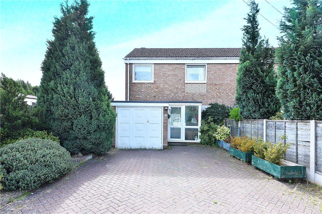 3 Bedrooms Semi Detached House for sale in Power Station Road, Stourport-on-Severn, DY13