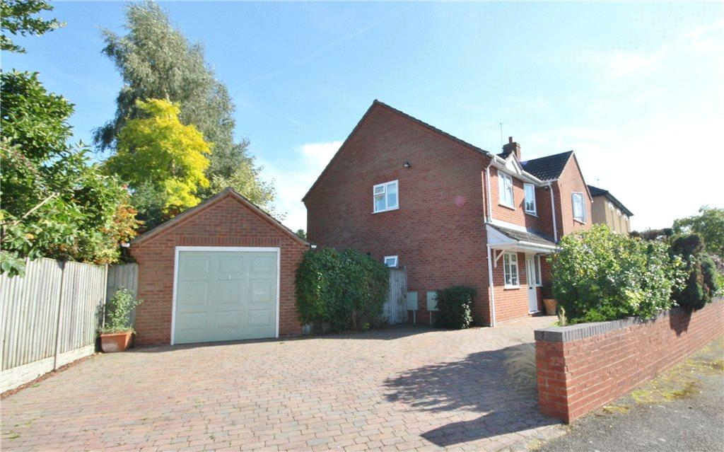 4 Bedrooms Detached House for sale in Lechmere Crescent, Worcester, Worcestershire, WR2