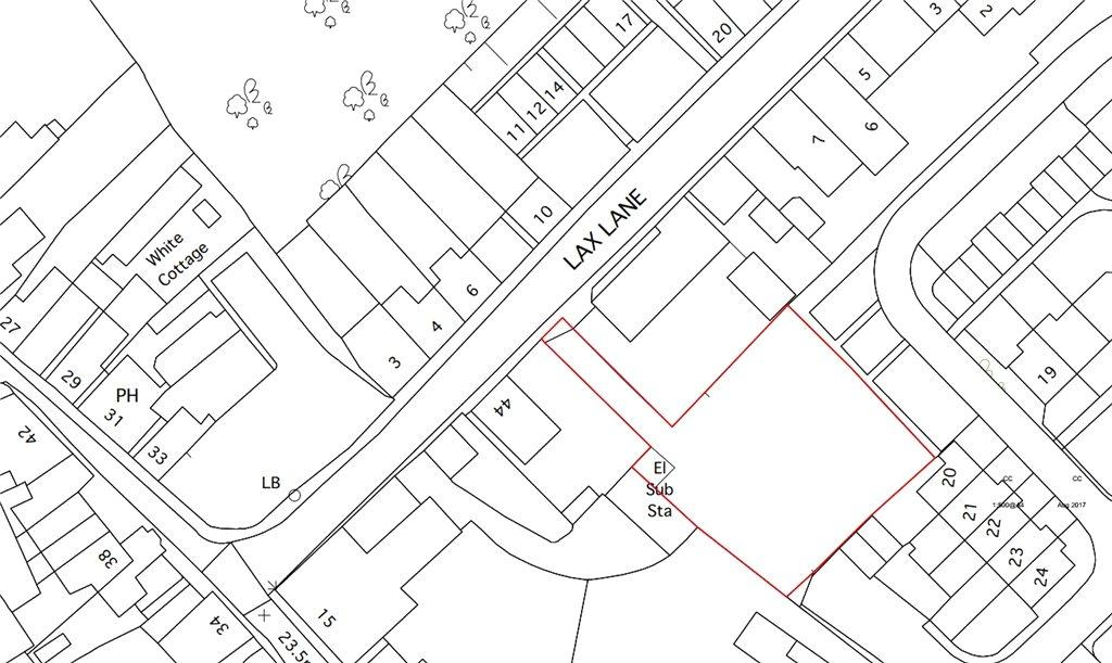 Plot Commercial for sale in Lax Lane, Bewdley, DY12