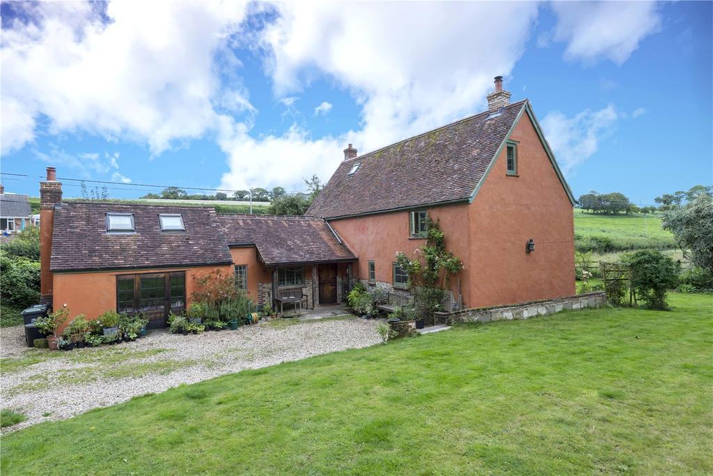 3 Bedrooms Detached House for sale in ., Stubhampton, Blandford Forum, Dorset