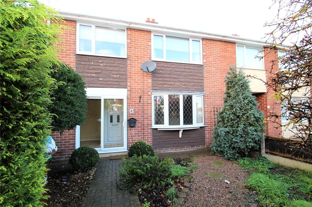3 Bedrooms Town House for sale in Briggs Row, Purston, Featherstone, WF7