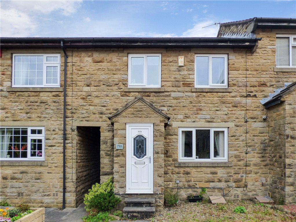 2 Bedrooms Terraced House for sale in Main Street, Wilsden, Bradford, West Yorkshire