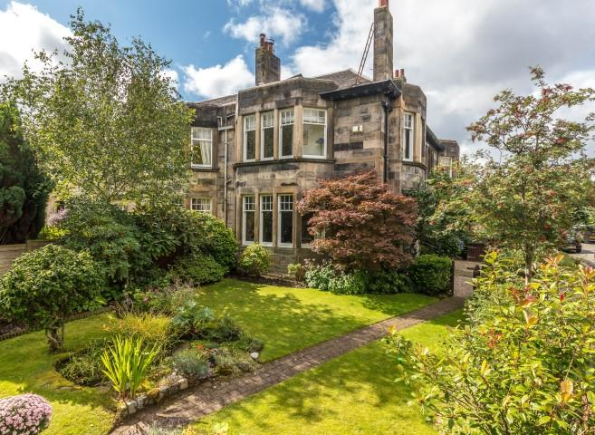 4 Bedrooms Villa House for sale in 1 Mirrlees Drive, Kelvinside, G12 0SH