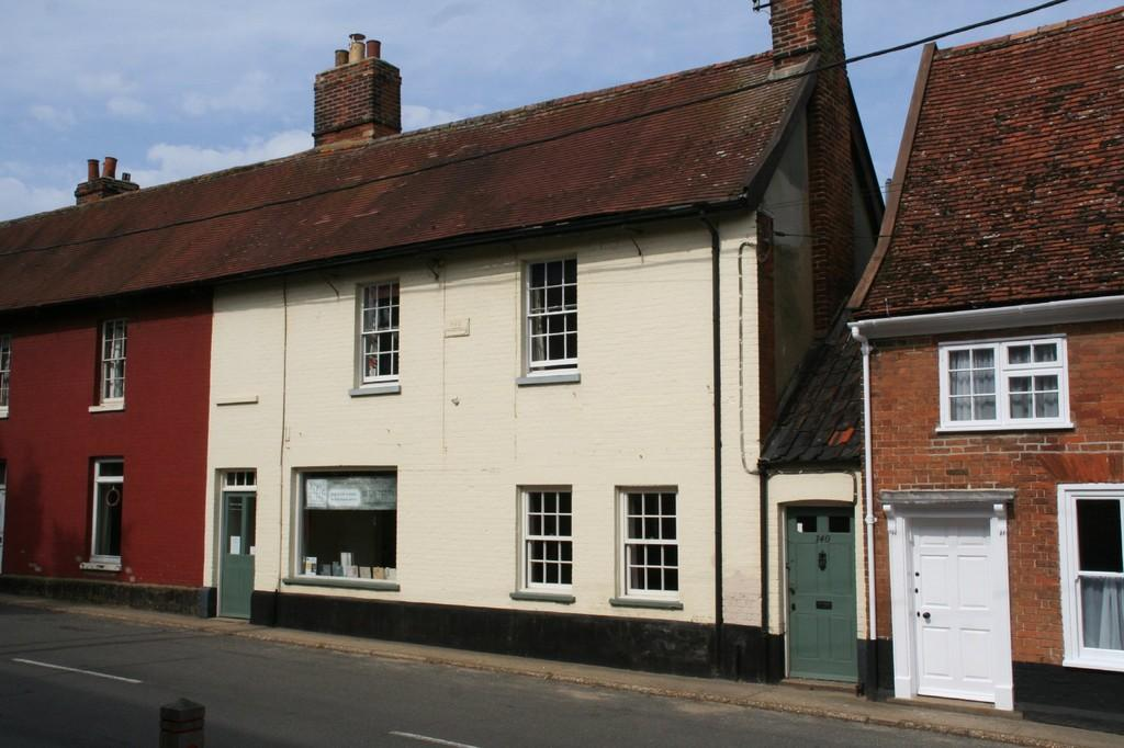 4 Bedrooms Semi Detached House for sale in High Street Wickham Market