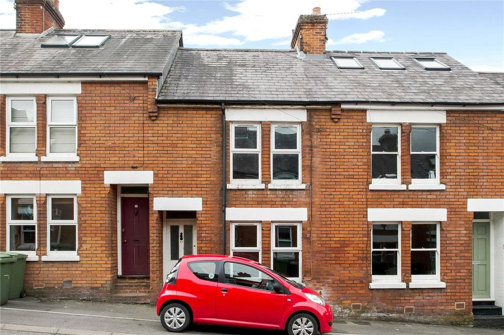 2 Bedrooms Terraced House for sale in St. Johns Road, Winchester, Hampshire, SO23