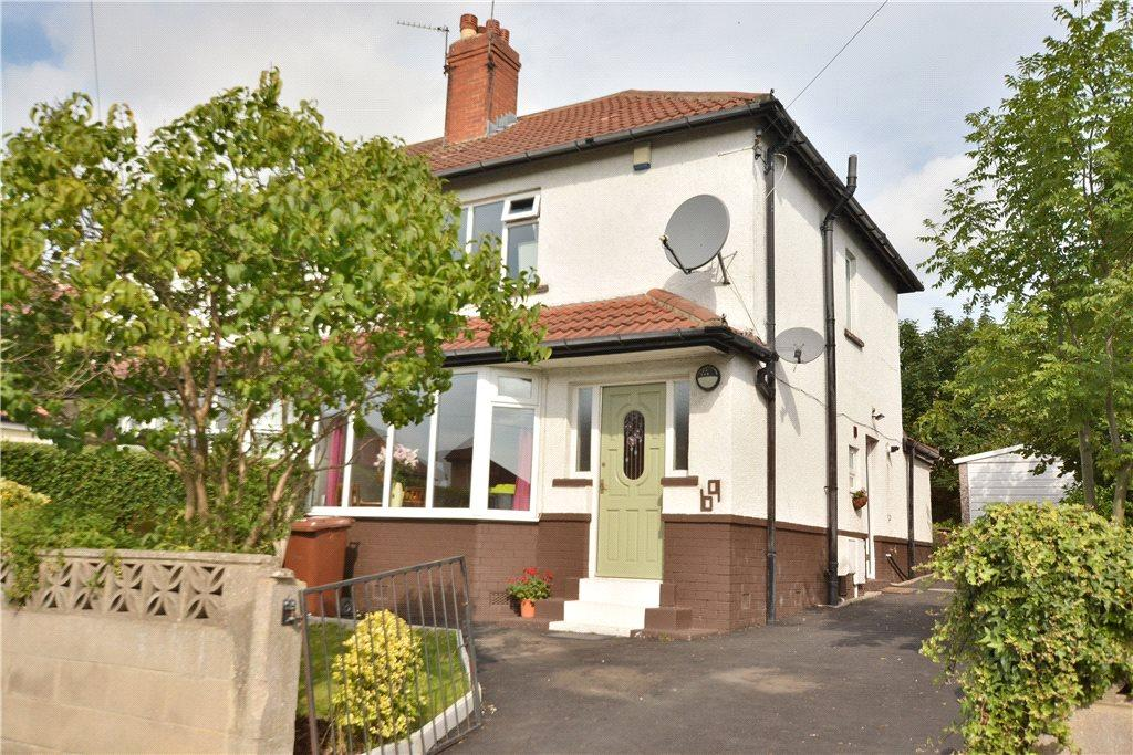 2 Bedrooms Semi Detached House for sale in Easterly Crescent, Leeds