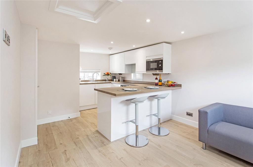 1 Bedroom Flat for sale in Carey Street, Reading, Berkshire, RG1