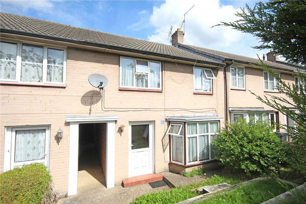 3 Bedrooms Terraced House for sale in Summer Dale, Welwyn Garden City, Hertfordshire