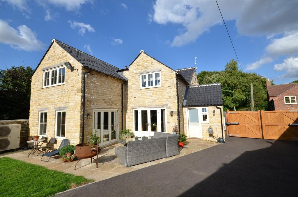 4 Bedrooms Unique Property for sale in Main Street, Saltby, Melton Mowbray