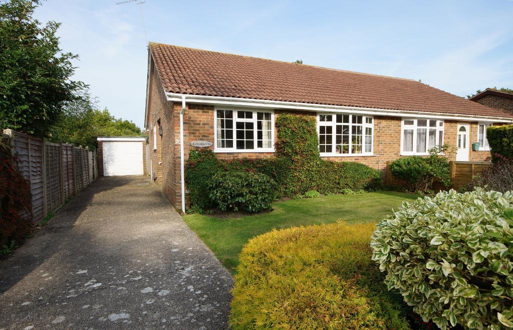 2 Bedrooms Semi Detached House for sale in Greenacres, Steyning, West Sussex, BN44 3QA