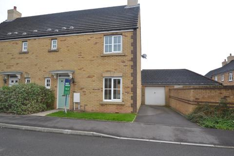 3 bedroom semi-detached house to rent - Cae Llwydcoed, Broadlands, Bridgend County Borough, CF31 5ES