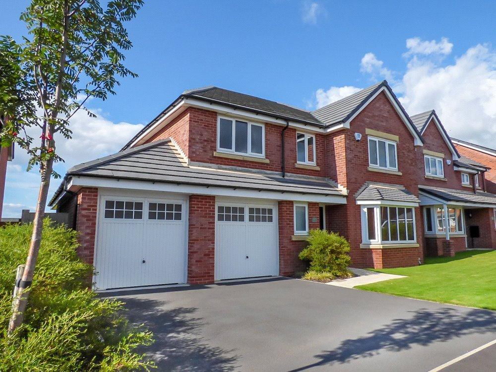 4 Bedrooms Detached House for sale in Benedict Drive, Poulton Le Fylde, Blackpool