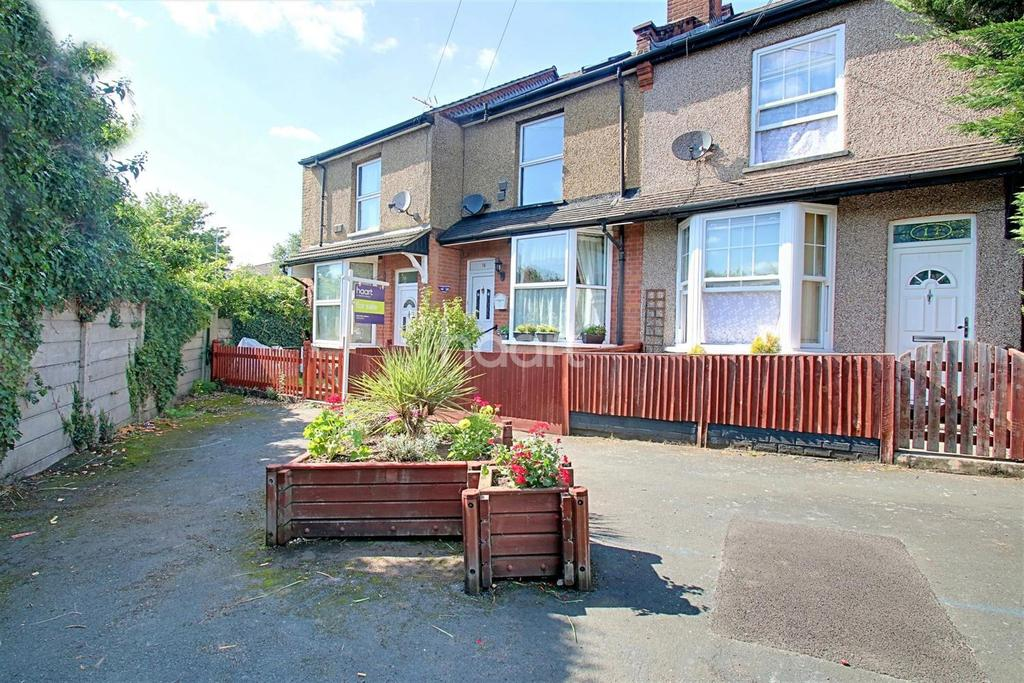 2 Bedrooms Terraced House for sale in The Crescent, Watford, WD18