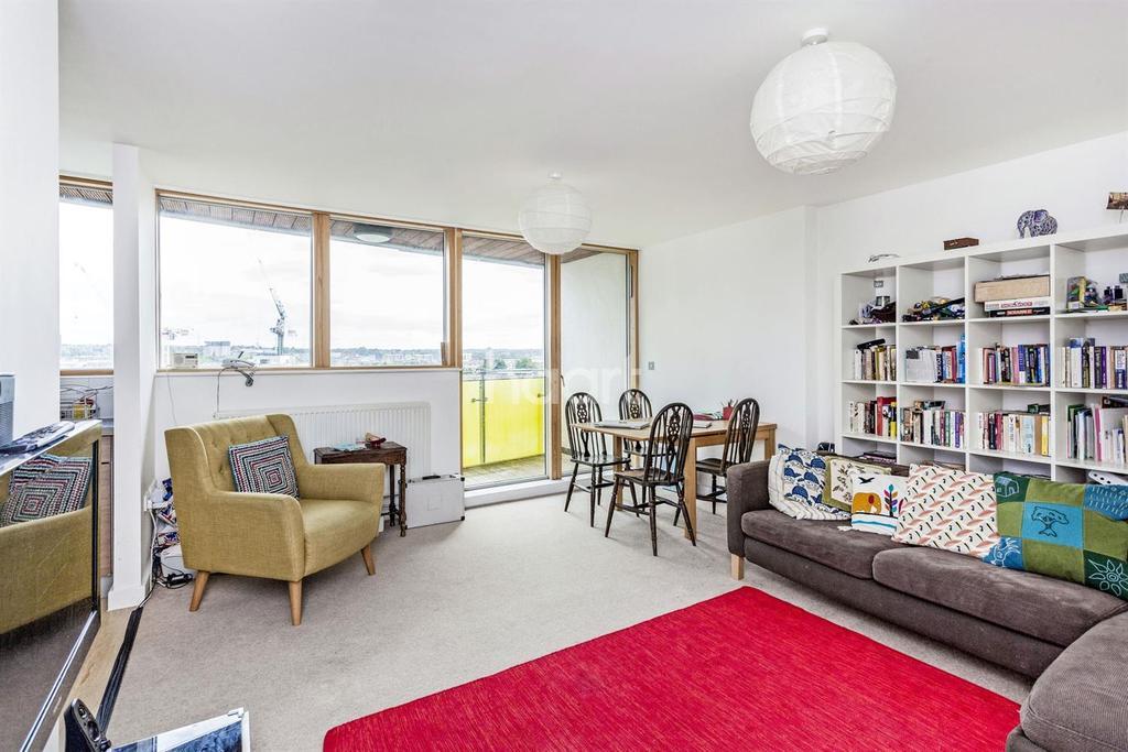 2 Bedrooms Flat for sale in Gwen Morris House,Wyndham Road,SE5