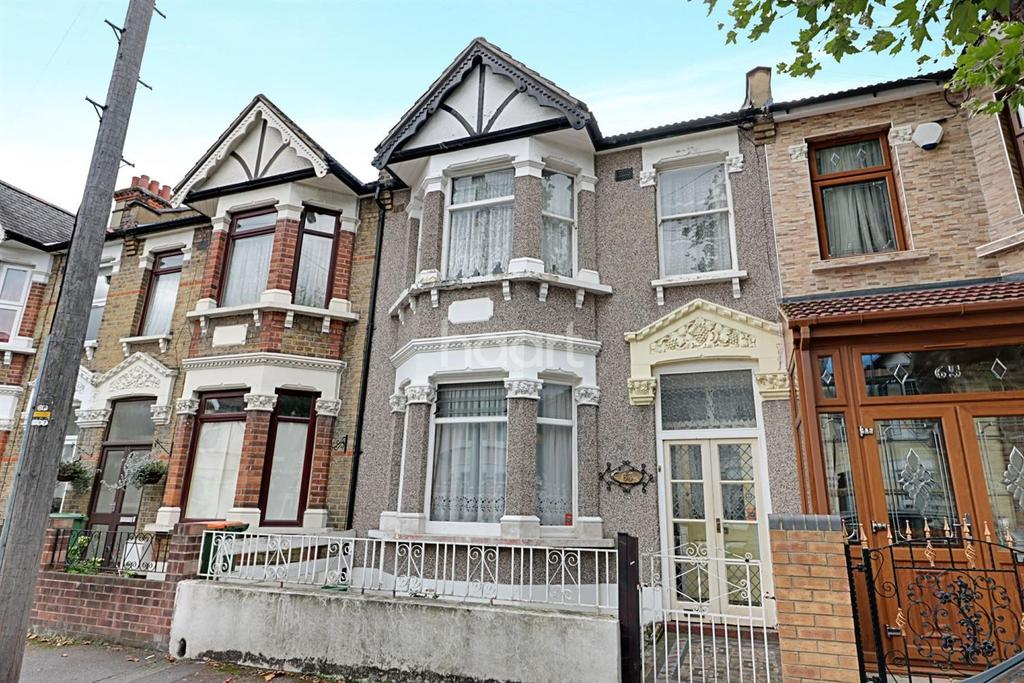 3 Bedrooms Terraced House for sale in Masterman Road, East Ham