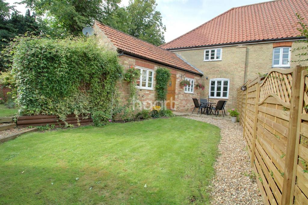 2 Bedrooms End Of Terrace House for sale in West End, Wilburton