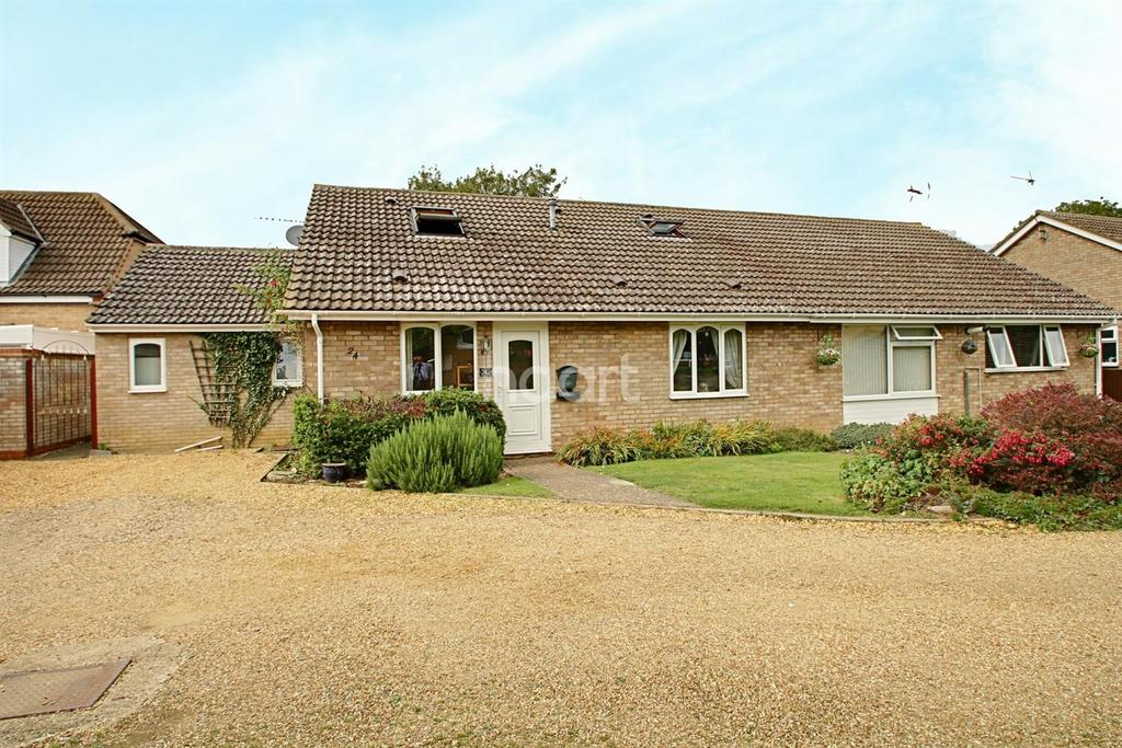 4 Bedrooms Bungalow for sale in Elm Close, Witchford