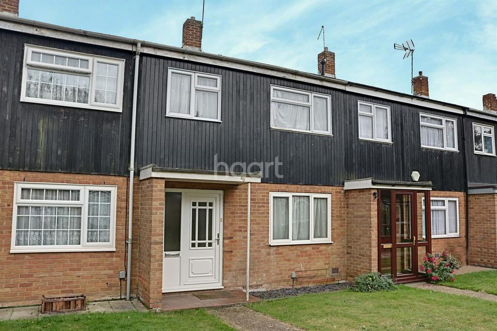 3 Bedrooms Terraced House for sale in Tylney Croft, Harlow