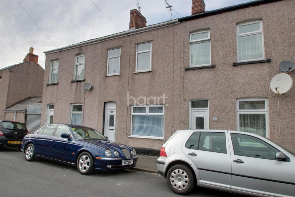 3 Bedrooms Terraced House for sale in Manchester Street, Newport