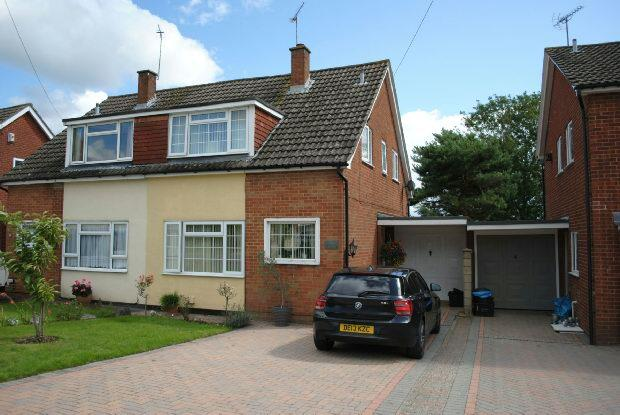 3 Bedrooms Semi Detached House for sale in Appletree Lane, Spencers Wood, Reading