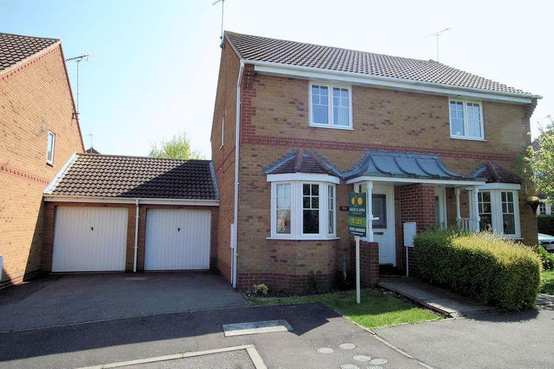 2 Bedrooms Semi Detached House for sale in Henley Way, Ely