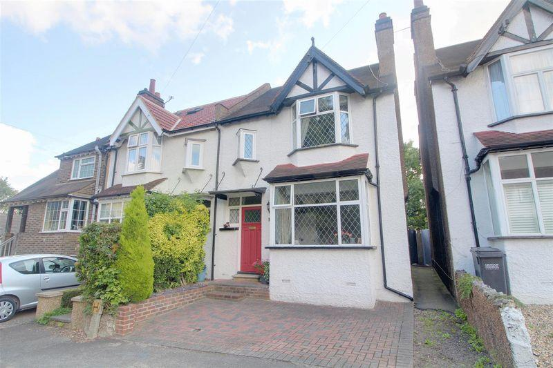 3 Bedrooms End Of Terrace House for sale in Wilmot Road, Purley