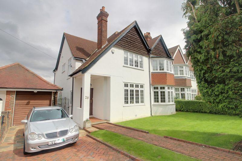 5 Bedrooms Semi Detached House for sale in Hillcrest Road, West Purley
