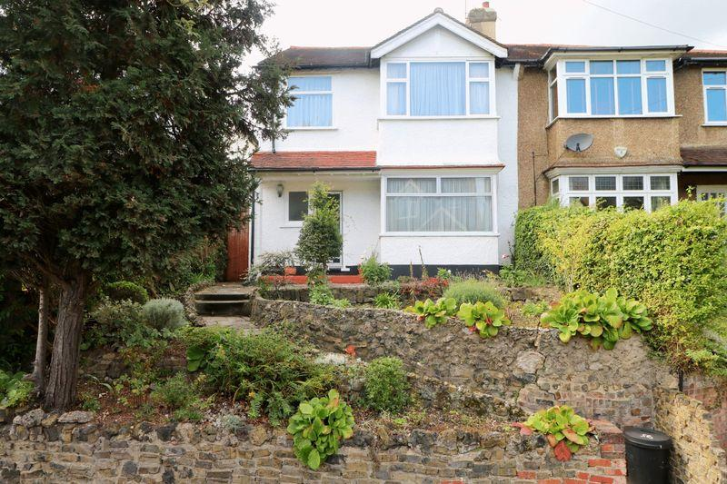 4 Bedrooms Semi Detached House for sale in Blenheim Park Road, South Croydon