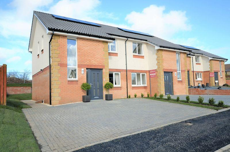 3 Bedrooms Semi-detached Villa House for sale in Plot 15, 48 Burns Wynd, KA19 8FF