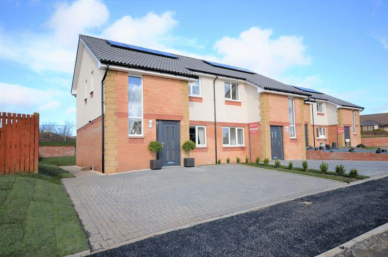 3 Bedrooms Semi-detached Villa House for sale in Plot 12, 42 Burns Wynd, Maybole, KA19 8FF
