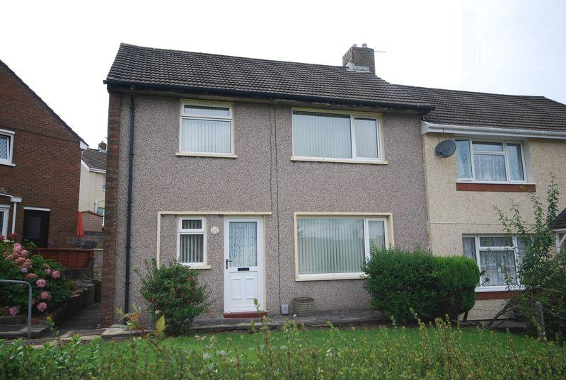 3 Bedrooms Semi Detached House for sale in 35 Valley View, Cimla, Neath SA11 3SE