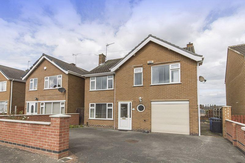 4 Bedrooms Detached House for sale in HIGHFIELD ROAD, LITTLEOVER