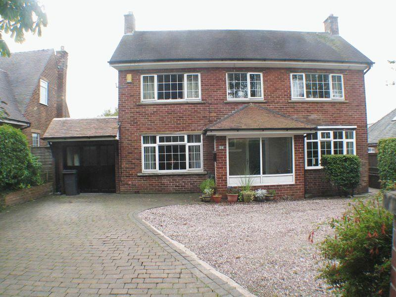 5 Bedrooms Detached House for sale in Blackpool Old Road, Poulton-Le-Fylde
