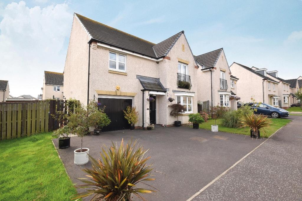 4 Bedrooms Detached House for sale in MacGregor Road, Dunfermline, Fife, KY11 8NU