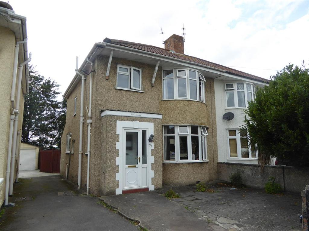 3 Bedrooms Semi Detached House for sale in Birchwood Avenue