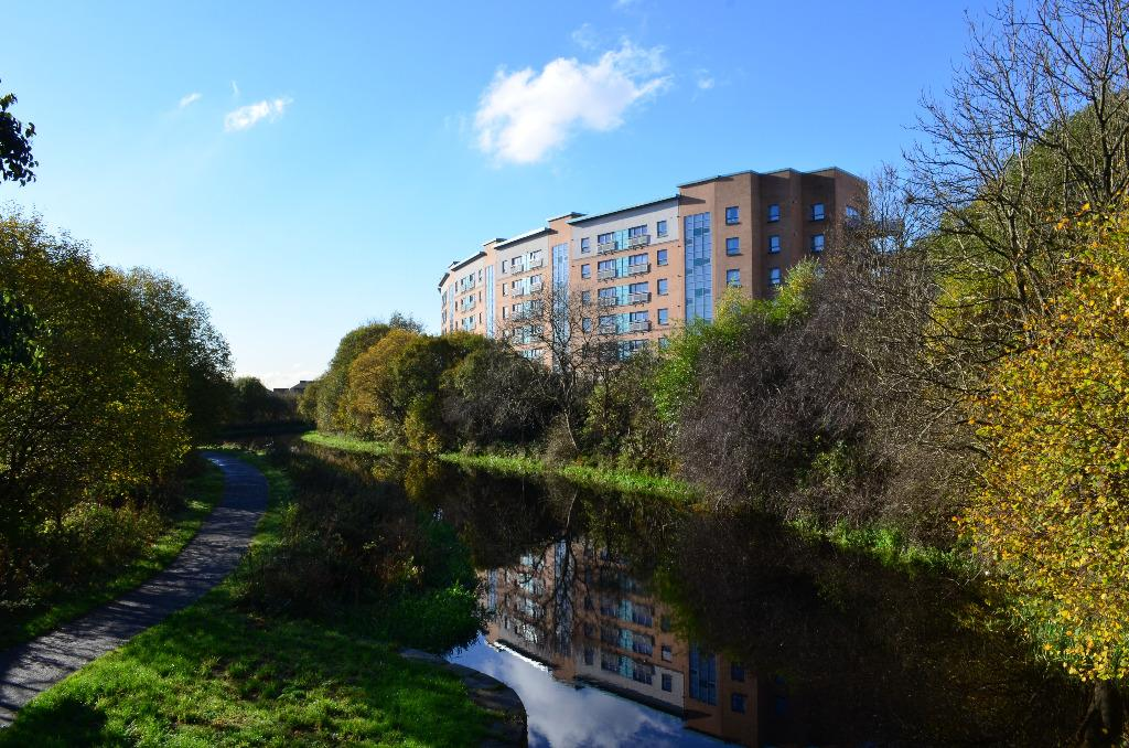 1 Bedroom Flat for sale in Murano Crescent, Flat 0/2, Firhill, Glasgow, G20 7RW