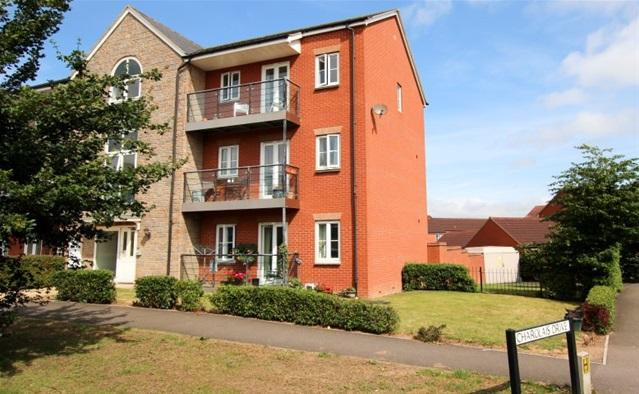 2 Bedrooms Flat for sale in Sandalwood Ride, Bridgwater
