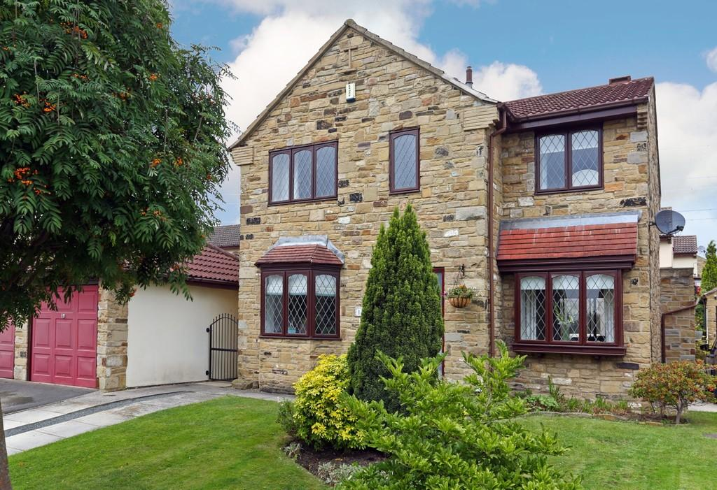 4 Bedrooms Detached House for sale in Stonecroft, Stanley