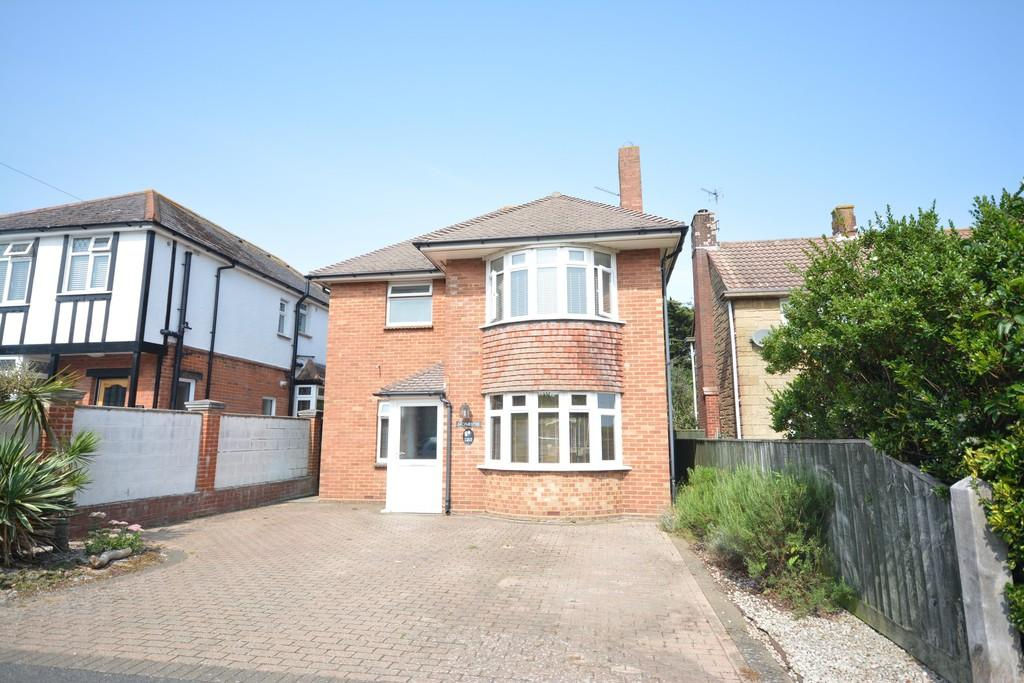 3 Bedrooms Detached House for sale in Upper Moorgreen Road, Cowes