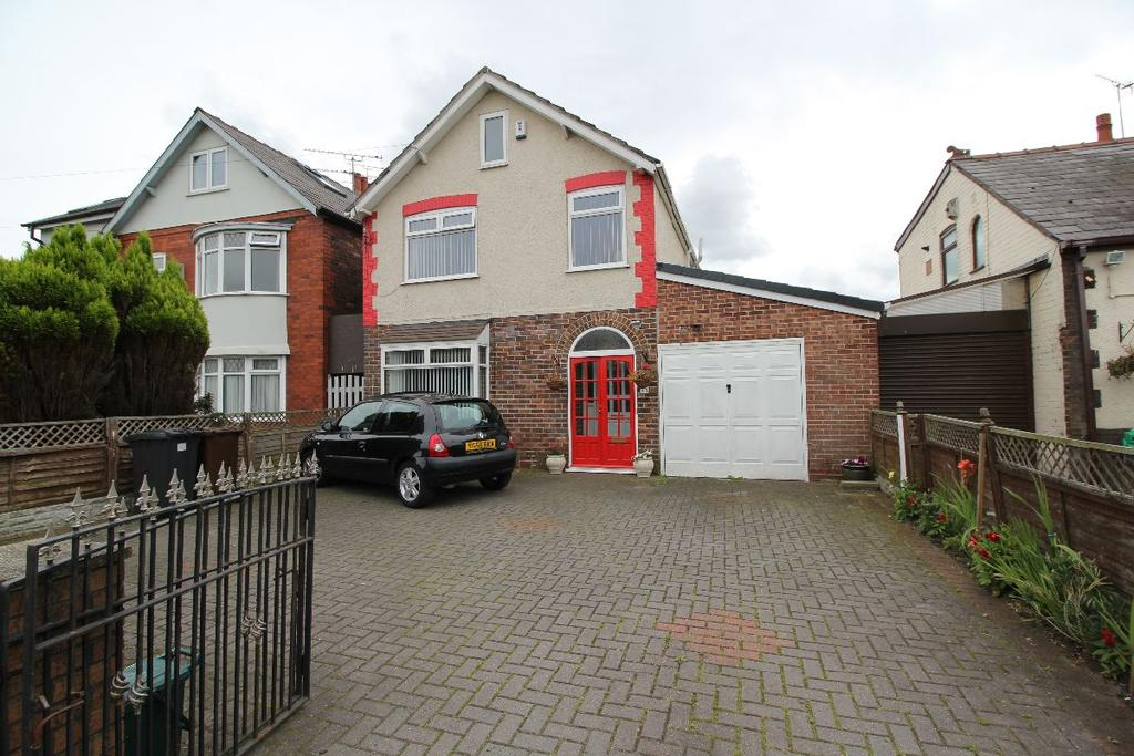 3 Bedrooms Detached House for sale in 'Peacehaven' Spencers Lane