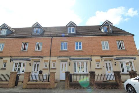 4 bedroom terraced house to rent - Threipland Drive, Birchgrove
