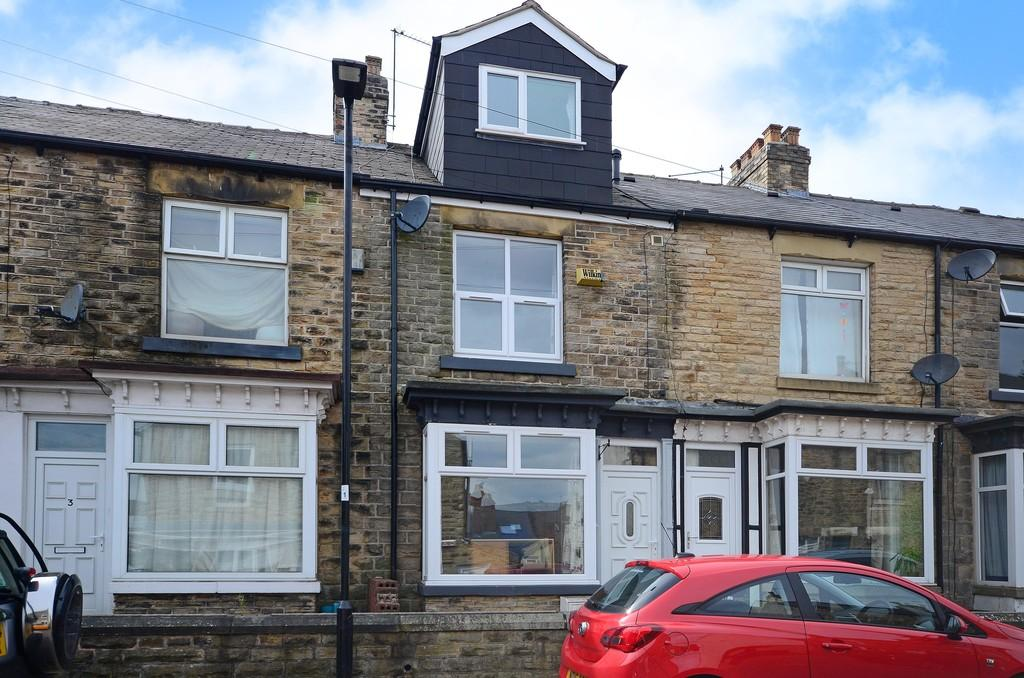 5 Bedrooms Terraced House for sale in Salisbury Road, Crookes