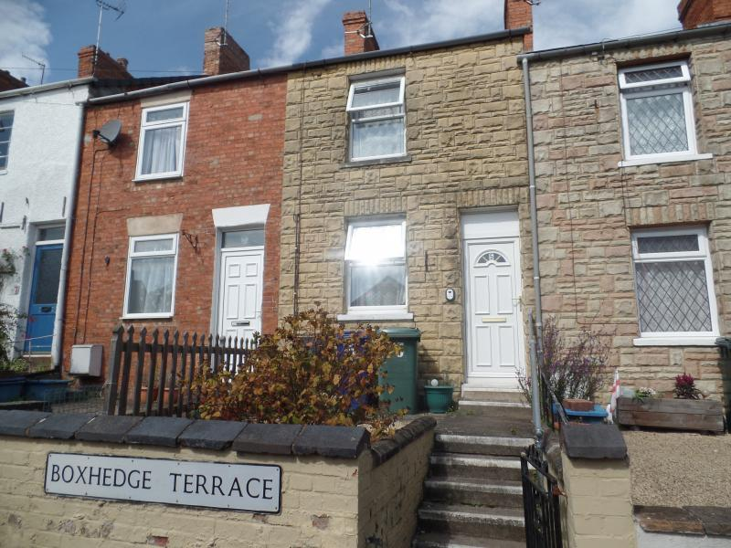 2 Bedrooms House for sale in Boxhedge Terrace, BANBURY, OX16
