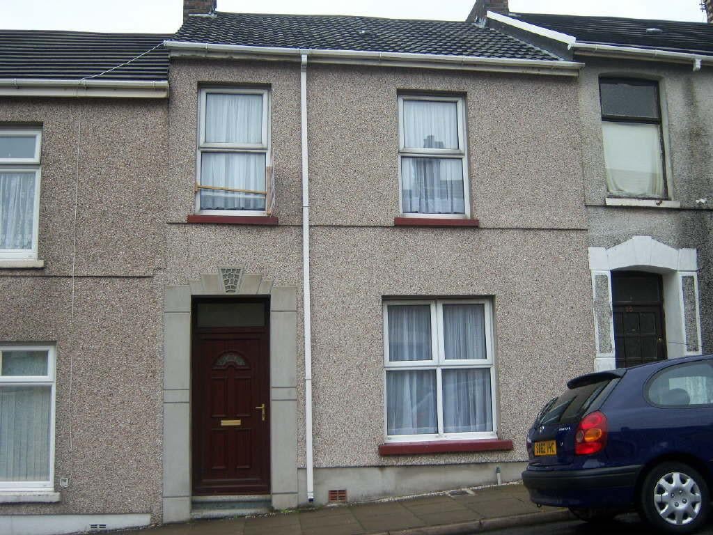 3 Bedrooms Terraced House for sale in Bigyn Road, Llanelli, Llanelli, Carmarthenshire