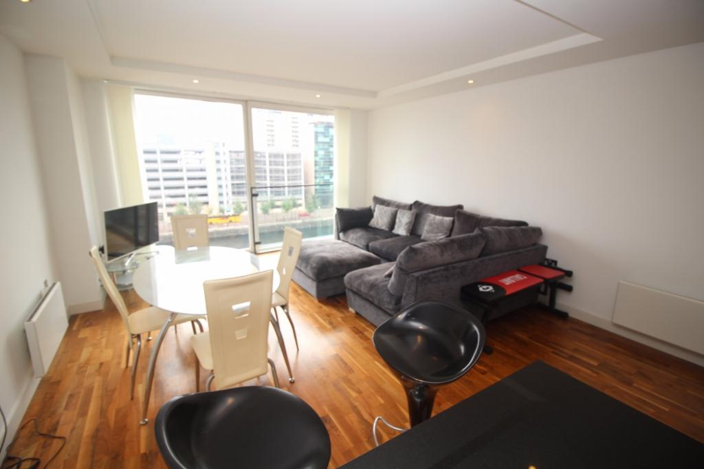 2 Bedrooms Apartment Flat for sale in City Lofts, 94 The Quays, Salford Quays, Salford, M50