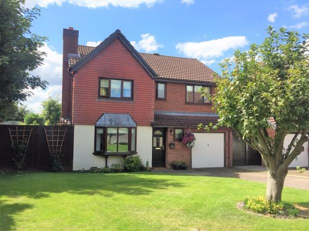 4 Bedrooms Detached House for sale in Gartree Court, Melton Mowbray, LE13