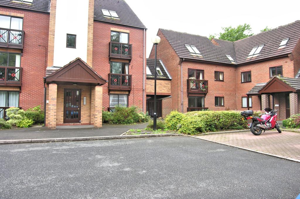 2 Bedrooms Apartment Flat for sale in PETER JAMES COURT, ASTON FIELDS, STAFFORD ST16