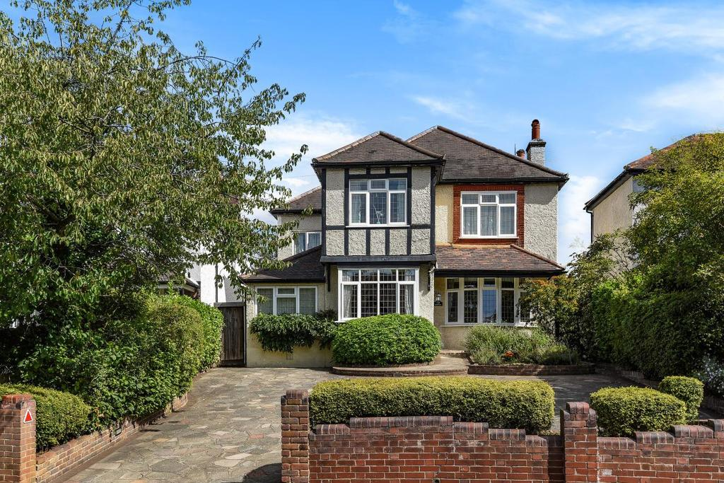4 Bedrooms Detached House for sale in Hayes Lane, Hayes
